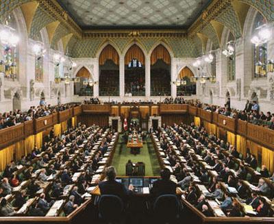 Parliament Meeting Room
