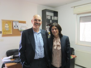 pel and Khalida Jarrar