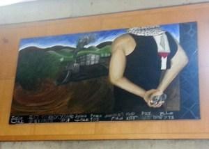 york u mural