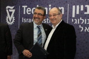 waterloo technion pres
