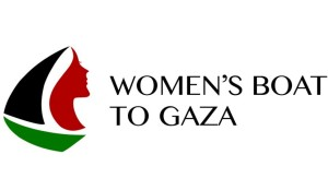 womens boat to gaza