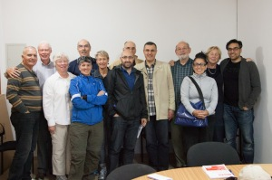 barghouti with cdn group 2015