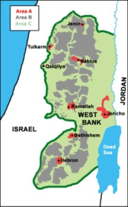 west bank area-a-b-c