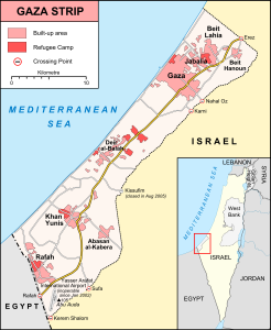 Gaza_Strip_map