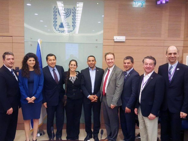 IsraelCanadaInterparliamentaryGroup
