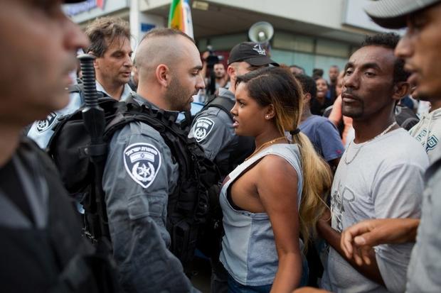 ISRAEL-ETHIOPIAN-JEWS-DEMO