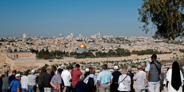 jerusalem crowd