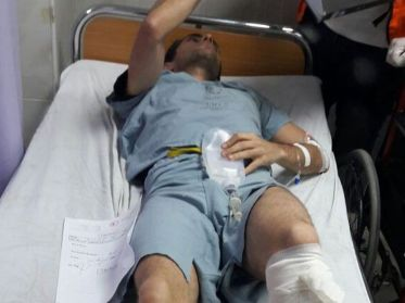 tarek loubani injured