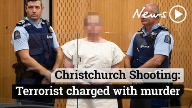 christchurch shooter