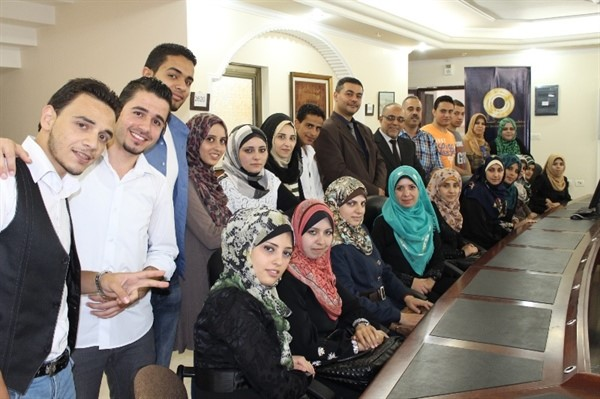 gaza u students